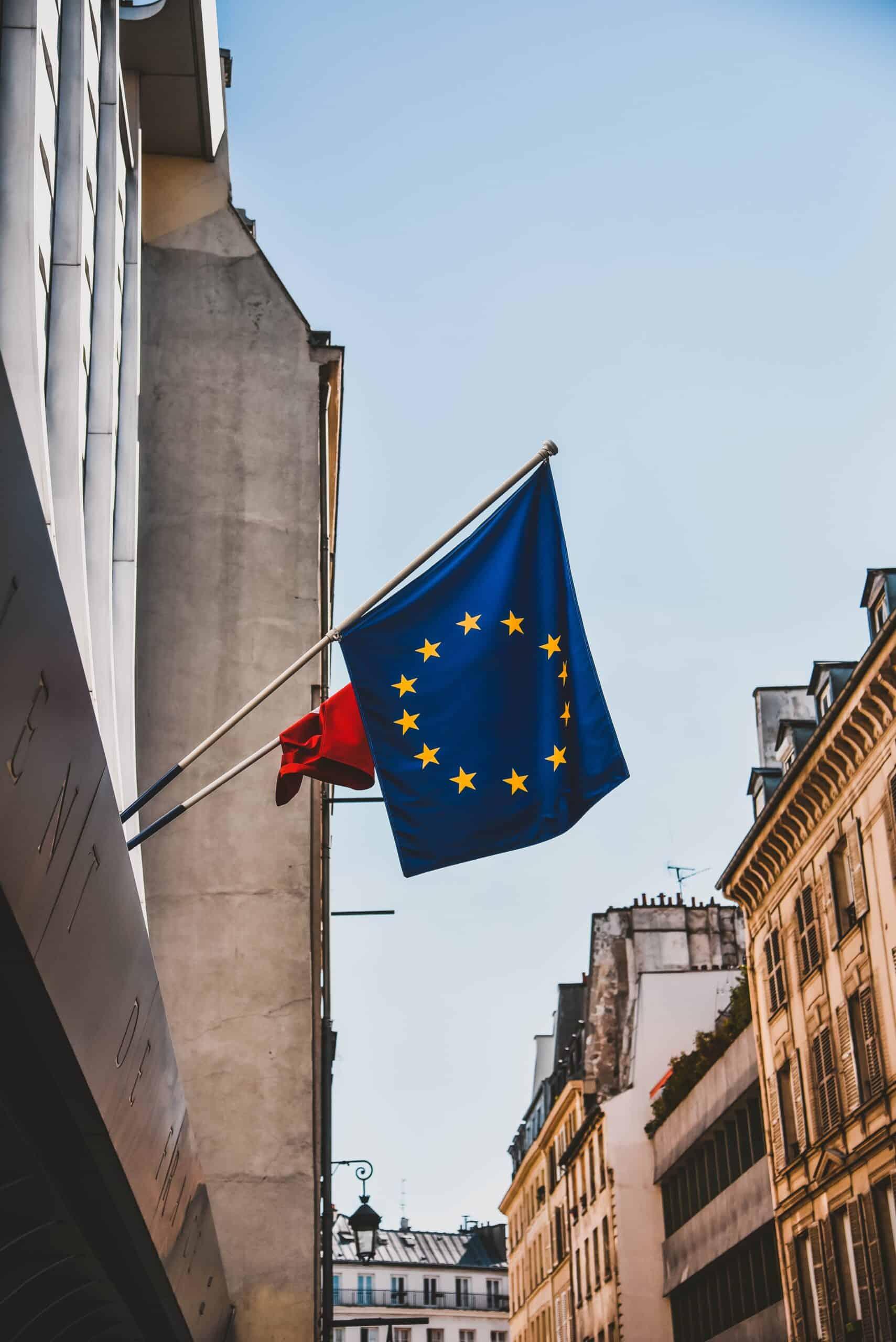 flaga unii eropejskiej