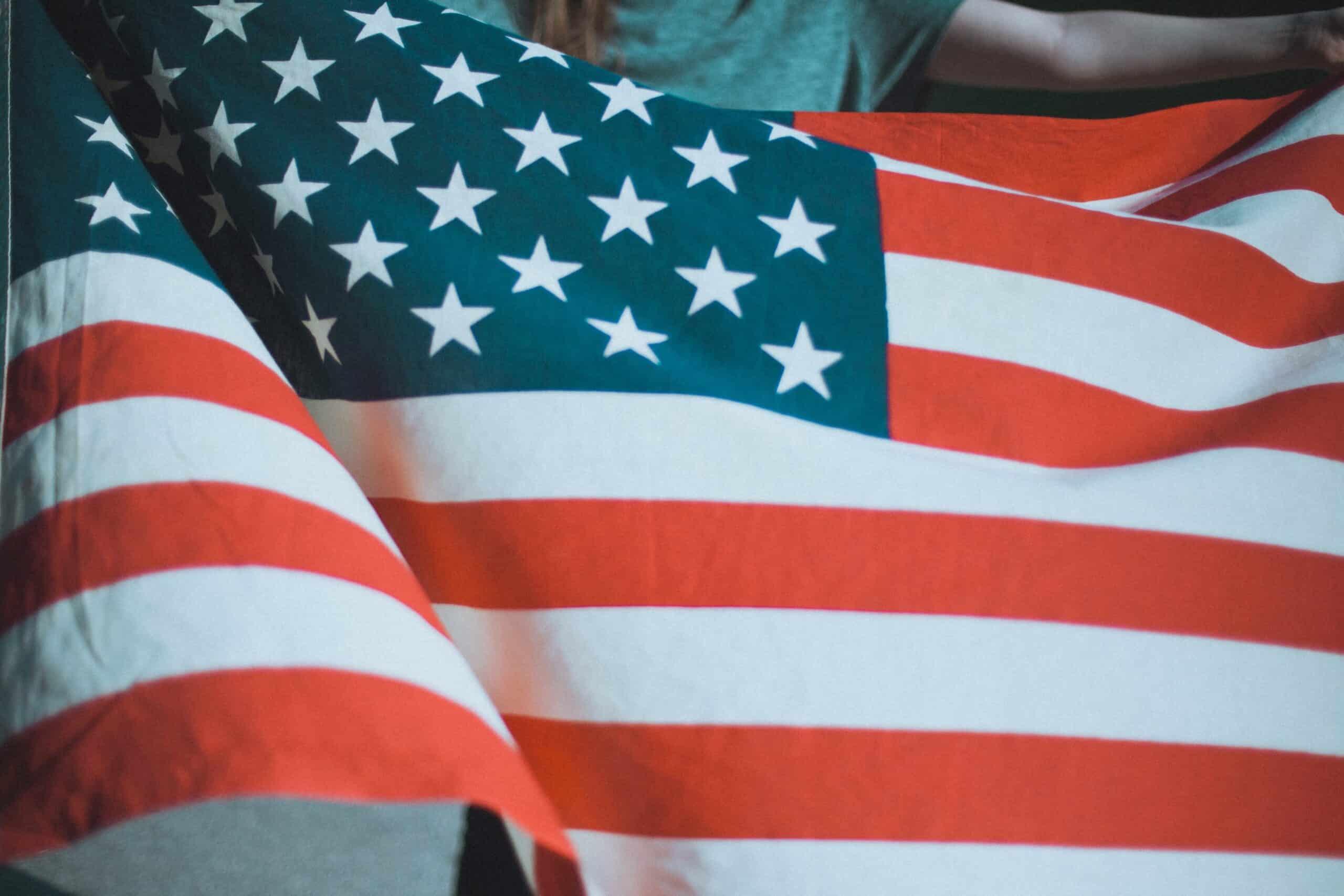 Flaga USA